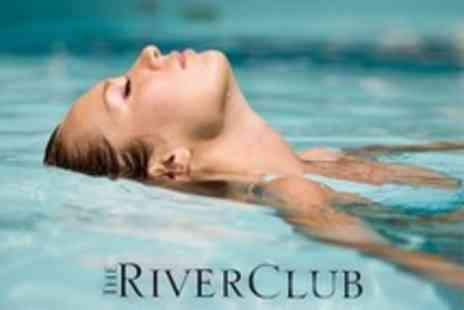The River Club - Ten Individual Day Passes including Golf, Tennis, Gym and Pool - Save 87%
