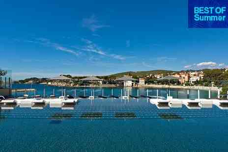 Hotel Ile Rousse Thalazur Bandol - Five Star Chic Stay in Idyllic Private Beach Location for two - Save 69%