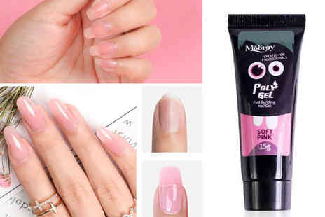 Avant Garde - Polygel UV nail gel, include 100 nail extensions - Save 74%