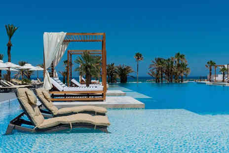 Super Escapes Travel - Five Star Seven nights all inclusive Tunisia beach break with return flights - Save 22%