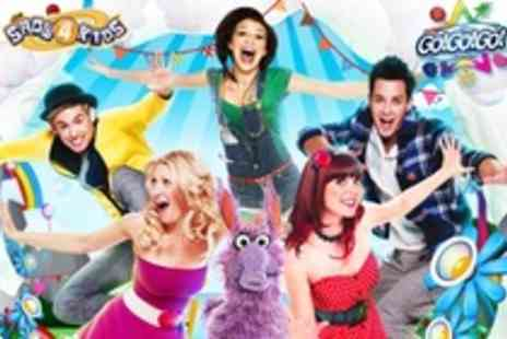 The Show 4 Kids - New Dates The Go!Go!Go! Show tickets - Save 50%