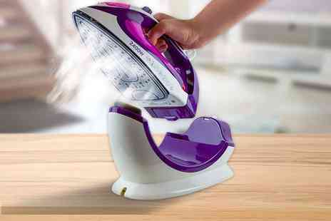 Vivo Mounts - Steam iron which works both cordless and corded - Save 74%
