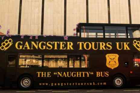 Gangster Tours - London Gangster Bus Tour for Up to Four - Save 29%