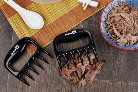Deal Berry - Set of Homiu meat-shredding bear claws - Save 67%