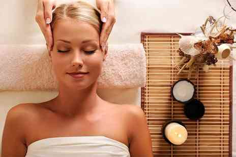 Pura Vida Beauty - 90 minute 4 in 1 pamper package including a glass of bubbly or cocktail - Save 73%