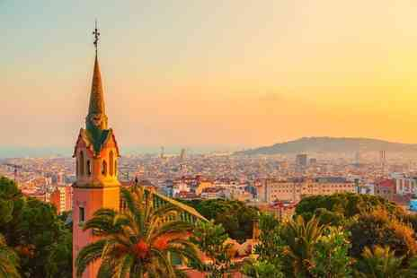 Bargain Late Holidays - Two nights Barcelona holiday with return flights - Save 42%