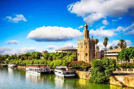 Fleetway Travel - Four Star Escape with a three, four or five nights getaway to Seville Now with the ability to choose your flight - Save 0%