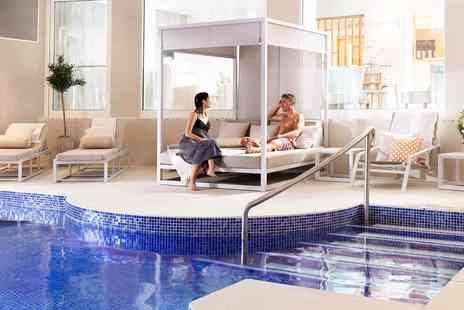 St Michaels Resort - Massage, Lunch and Bubbly in Cornwalls Best Spa - Save 34%