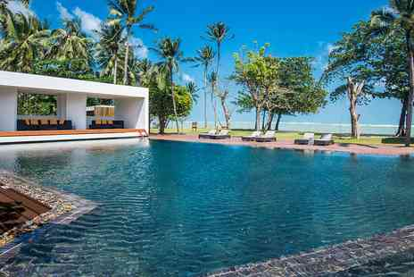 X2 Koh Samui - Seven Nights Beachfront Getaway inc Pool Villa Upgrade and Spa - Save 0%