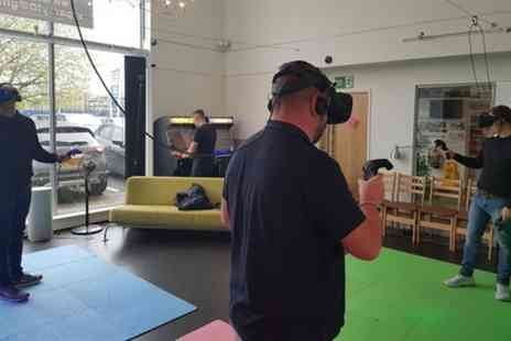 VR Party - Virtual Reality and Retro Arcade Hire for 5 To 10 people - Save 0%
