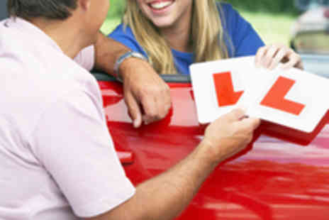Pass Drive - Three One Hour Driving Lessons - Save 71%