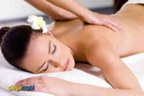 Depicool - 45 minute facial and 30 minute back massage - Save 62%