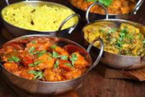 Rupsha - Superb Indian meal for two - Save 65%