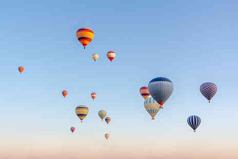 Pure Leisure - Entry to Northampton Balloon Festival for a family of two adults and two children - Save 30%