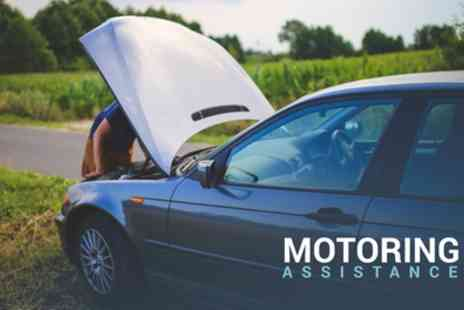 Motoring Assistance - One Year Saver or Premium Breakdown Membership - Save 40%