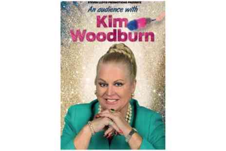 Chesterfield Theatre - Up to four tickets to An Evening with Kim Woodburn on 5th July - Save 48%