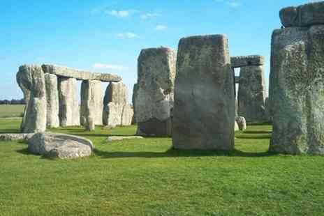 Mitchell Cregor - Stonehenge and Winchester - Save 0%