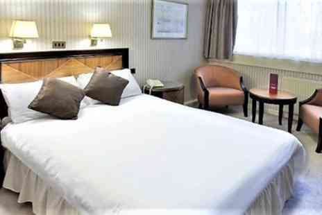 Britannia Hotel Coventry - One Night Stay for Two with Breakfast, Wine and 3 Course Buffet Dinner - Save 0%