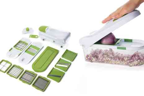 Groupon Goods Global GmbH - Arthur Martin 15 Piece Vegetable Slicer - Save 0%