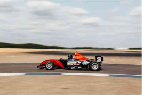 Virgin Experience Days - Formula 1000 Single Seater Race Car Experience - Save 0%