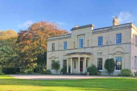 Backwell House - Two nights hotel break with meals - Save 37%