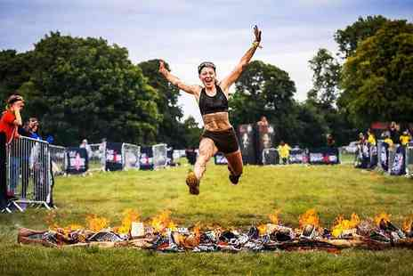 Spartan Race UK - Enter the Sprint race, Super race and Beast race - Save 38%