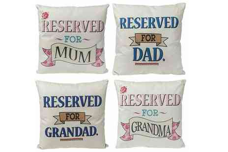 London Exchain Store - Reserved family cushions - Save 77%