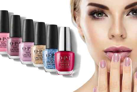Groupon Goods Global GmbH - OPI 15ml Nail Polish in Choice of Colour - Save 0%