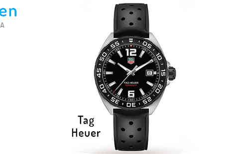 Brand Logic Europe - Mystery Designer Watch For Him or Her RADO, Calvin Klein, Tag Hueur, Armani and More - Save 0%