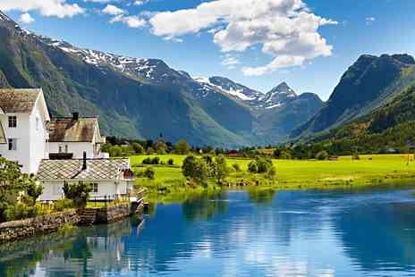 Cruise Circle - 10 Nights no fly Norwegian fjords and Ireland cruise from Liverpool - Save 0%