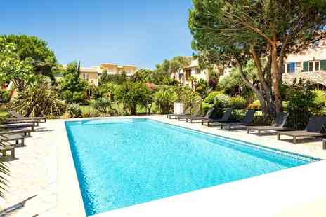 Corsican Places - Last minute apartment break with flights and transfers - Save 0%