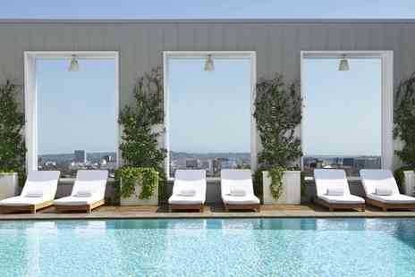 Mondrian Hotel - Luxe Suite at West Hollywood 4.5 Star Hotel - Save 0%