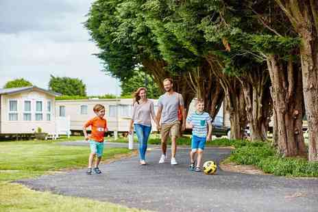 Ashcroft Coast Holiday Park - Three or four nights self catered Isle of Sheppey caravan stay for up to six people - Save 47%