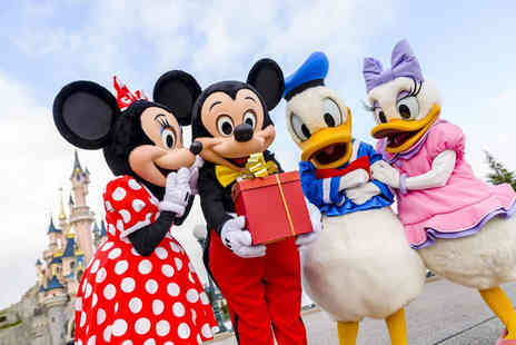 Super Escapes Travel - Two nights Disneyland Paris stay with return Eurostar - Save 56%
