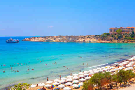 Super Escapes Travel - Three nights all inclusive Paphos, Cyprus break with return flights - Save 26%