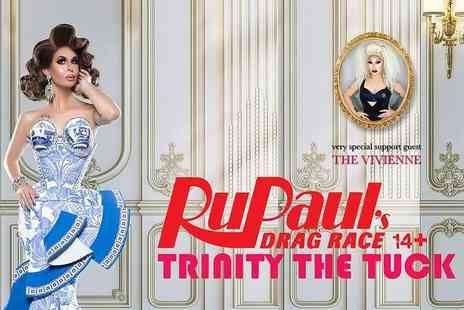 Kitty Tray Presents - Ticket to Trinity The Tuck Taylor Drag Show presented - Save 50%