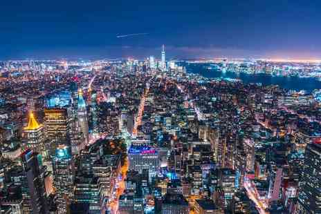Super Escapes Travel - Three nights New York City break with return flights - Save 31%