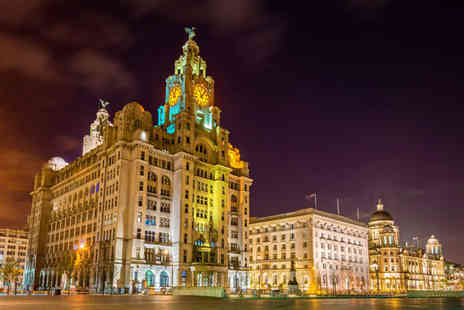 OMGhotels - Four Star Overnights Liverpool stay with breakfast and three course dining - Save 0%