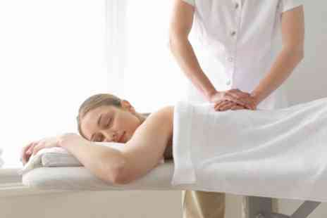 SeraFina - Choice of 30 or 60 Minute Massage with Optional Aromatherapy Facial - Save 36%