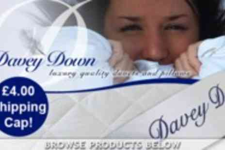 Davey Down - Mattress Proctector - Save 25%