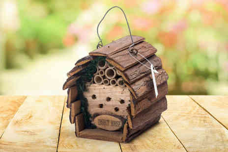 Pricebuster - Wooden insect house - Save 70%