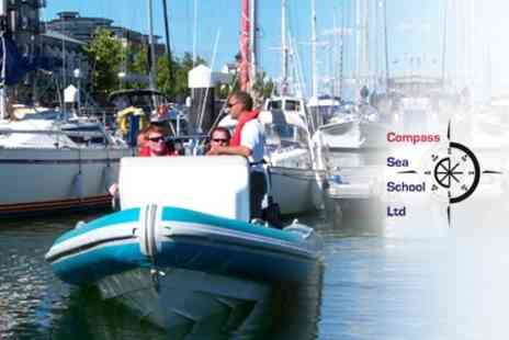 Compass Sea School - RYA Level 1 Powerboating Course - Save 50%