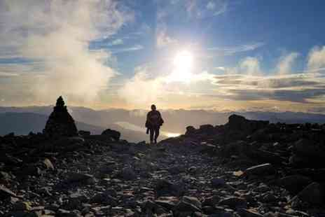 Rich Mountain Experiences - Ben Nevis Guided Group Walk - Save 0%