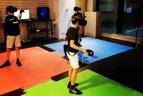 VR Party - 1 Hour Virtual Reality Experience with 3 headsets - Save 0%