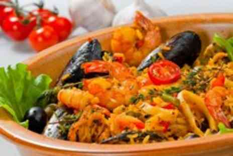 Toro Espanol - Spanish meal for 2 share 6 tapas dishes or share paella & olives - Save 58%