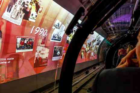 Postal Heritage Trust - The Postal Museum entry with underground Mail Rail ride - Save 44%
