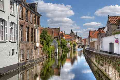 Travel Center - Three nights P&O Mini Bruges Cruise - Save 32%