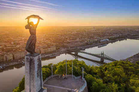 Weekender Breaks - Four nights Budapest and Krakow getaway with two nights in each destination including flights and bus transfer - Save 40%