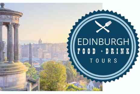 Edinburgh Food and Drink Tours - Three Hour Walking Food and Drinks Tour - Save 0%
