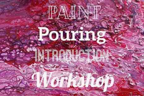 Interior Boost - Paint pouring workshops - Save 0%